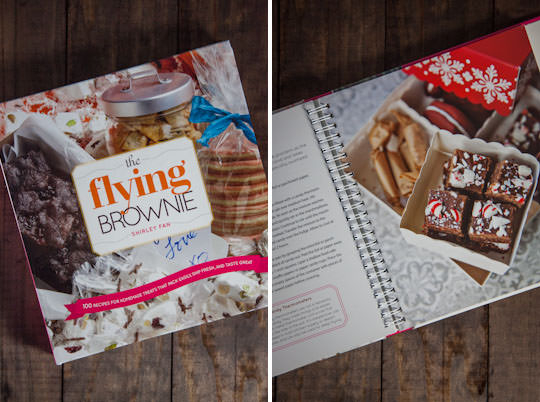 The Flying Brownie Cookbook