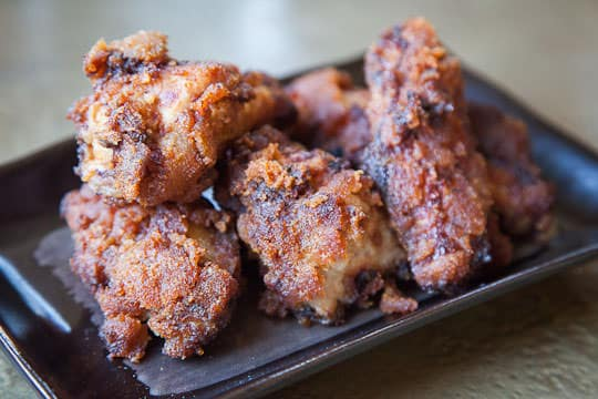 Honey Fried Chicken. Photo and Recipe by Irvin Lin of Eat the Love. www.eatthelove.com