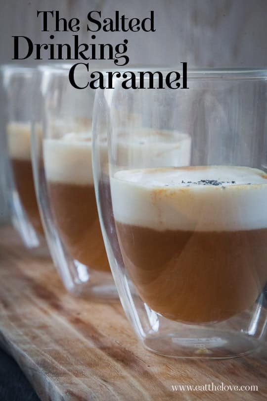 Salted Caramel Drink