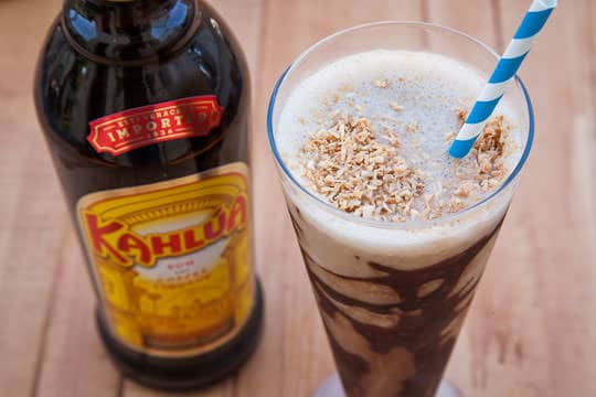 #Ad | The Kahlua Mudslide, reinvented dairy-free. Photo and Recipe by Irvin Lin of Eat the Love.
