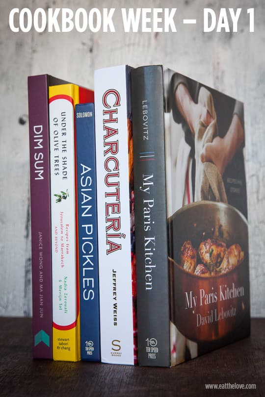 Cookbook Week – Day 1! Plus a giveaway
