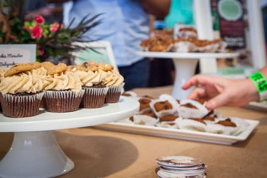 gluten free baked goods at Feast Portland. Photo by Irvin Lin of Eat the Love.