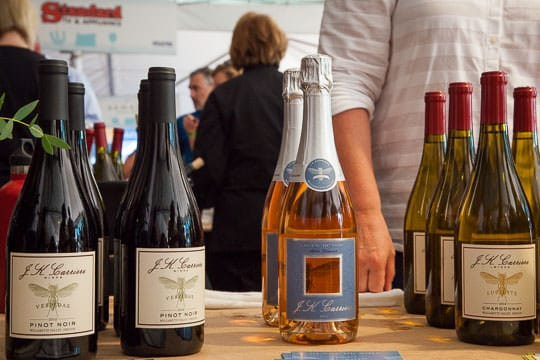 More wine at the Oregon Bounty event at Feast Portland. Photo by Irvin Lin of Eat the Love.