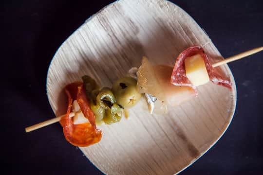 Housemade charcuterie from Toro Bravo at Feast Portland's High Comfort event. Photo by Irvin Lin of Eat the Love.