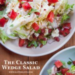 Wedge Salad by Irvin Lin of Eat the Love