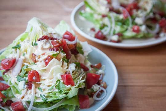 Wedge Salad Recipe by Irvin Lin of Eat the Love