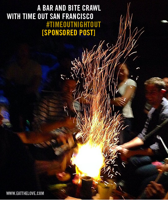 TimeOut Night Out, San Francisco 2014, a sponsored post by Irvin Lin of Eat the Love.
