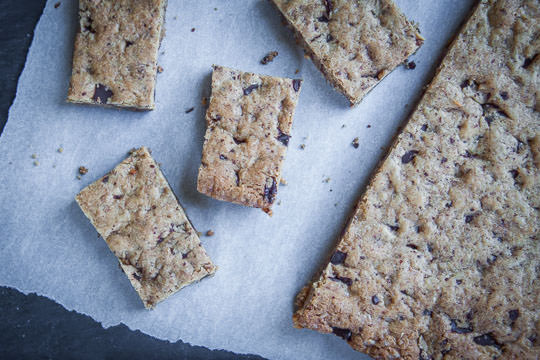 Congo Bars. Recipe and Photo by Irvin Lin of Eat the Love.