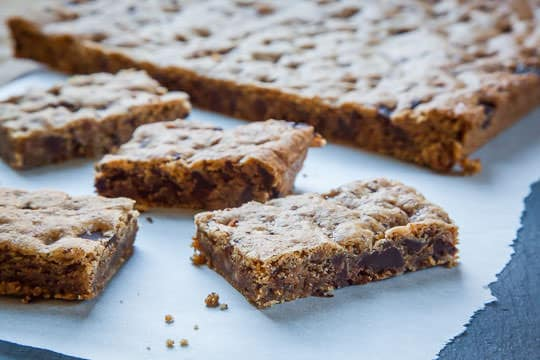Congo Bars Recipe. Photo by Irvin Lin of Eat the Love.