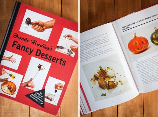Brooks Headley's Fancy Desserts. Photo by Irvin Lin of Eat the Love.