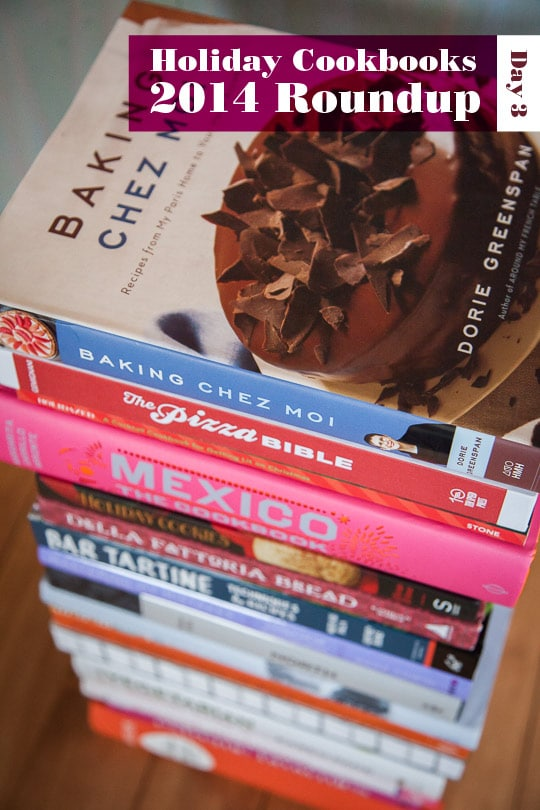 Cookbook Roundup December 2014, Day 3! Photo by Irvin Lin of Eat the Love.