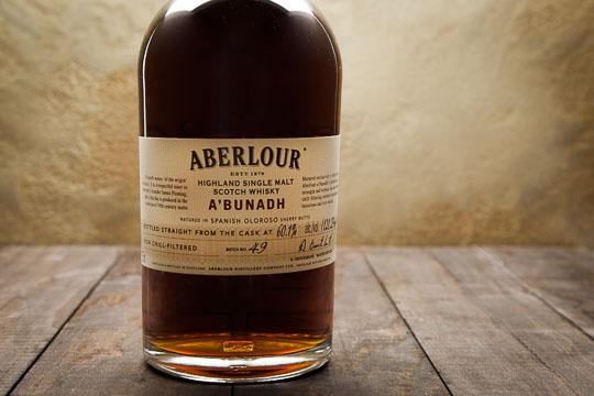 Aberlour A'Bunadh. Photo by Irvin Lin of Eat the Love.