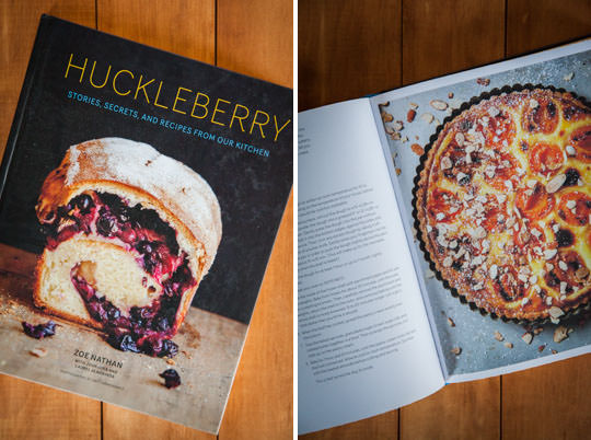 Huckleberry. Photo by Irvin Lin of Eat the Love.