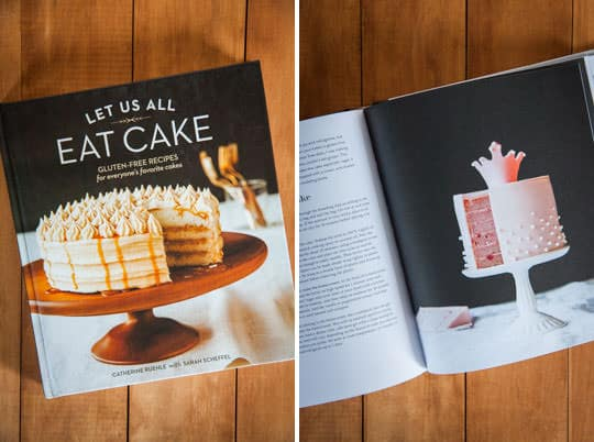 Let Us All Eat Cake. Photo by Irvin Lin of Eat the Love.