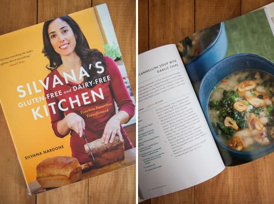 Silvana's Gluten-Free and Dairy-Free Kitchen. Photo by Irvin Lin of Eat the Love.