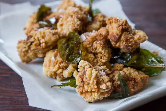 Taiwanese Popcorn Chicken Recipe. Photo by Irvin Lin of Eat the Love.