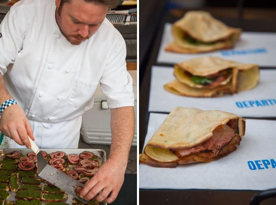 Feast Portland 2015, Day 1 - The Sandwich Invitationals