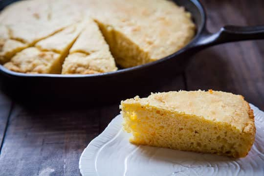 Best Cornbread Recipe Ever! Photo and recipe by Irvin Lin of Eat the Love.