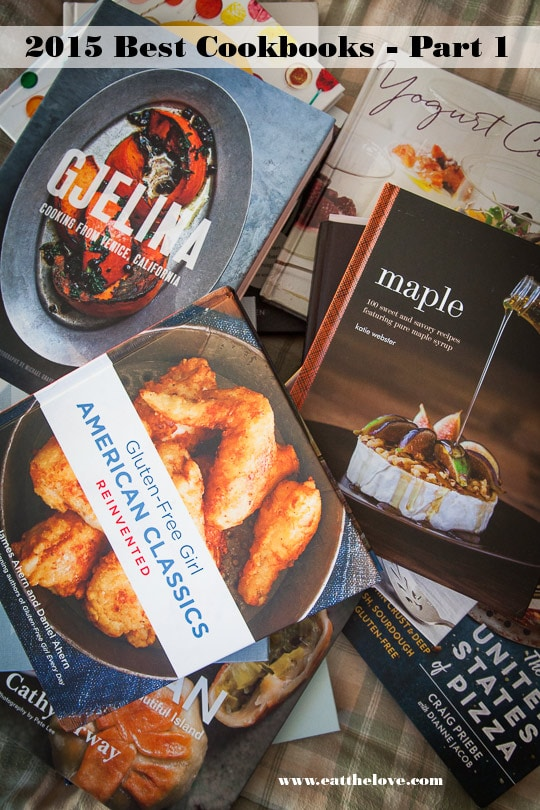 Best Cookbooks 2015 Roundup – Part 1