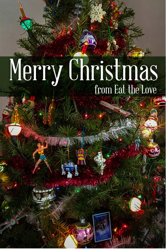 Merry Christmas from Eat the Love