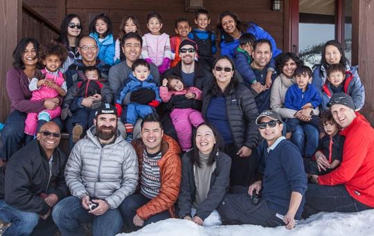 The Tahoe Gang