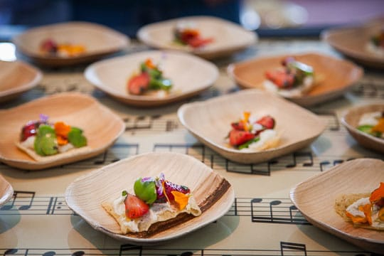 Meals on Wheels San Francisco Star Chefs and Vintners Gala 2016. Photo by A.J. Bates for Eat the Love.
