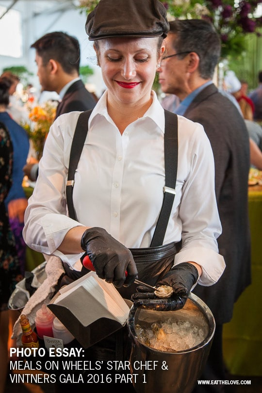 Photo Essay: Meals on Wheels Star Chefs and Vintners Gala 2016 (part 1)