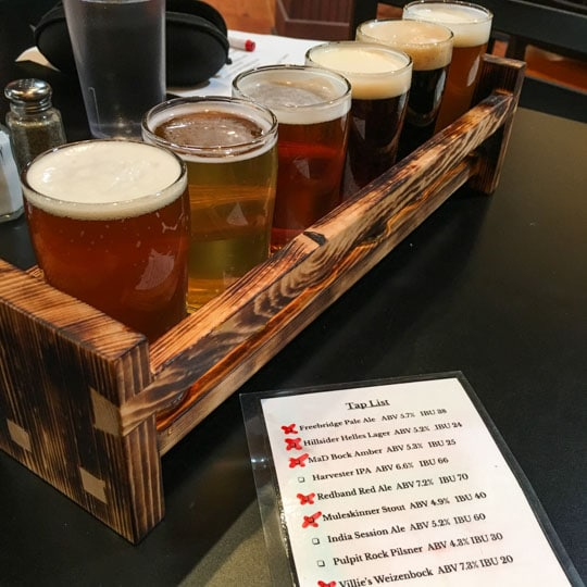 Freebridge Brewery in The Dalles
