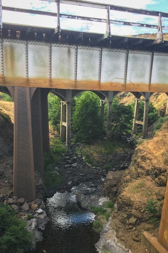 Bridge at The Dalles