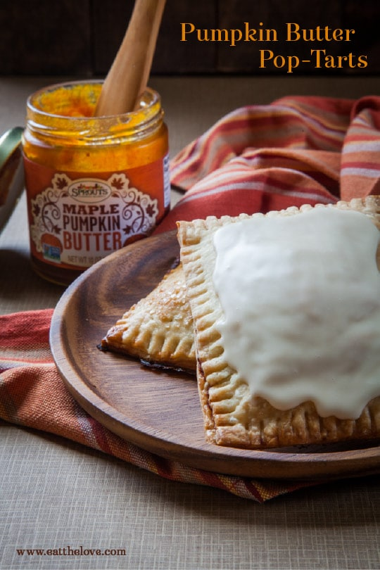 "Pumpkin Butter ""Pop-Tarts"" [Sponsored Post]"