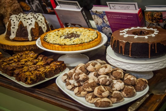 Omnivore Books Launch Party for Marbled, Swirled, and Layered