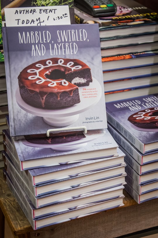 Marbled, Swirled, and Layered Launch Party (and more upcoming book signing events!)