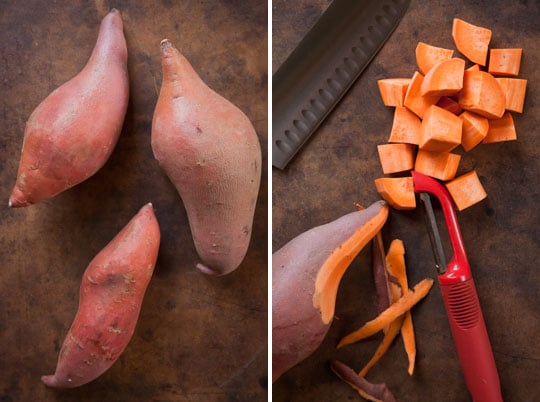 California Sweet Potatoes