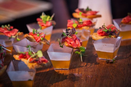 Meals on Wheels: Star Chef and Vintners Gala 2017 (part 1). Photo by Irvin Lin and Alec Bates of Eat the Love