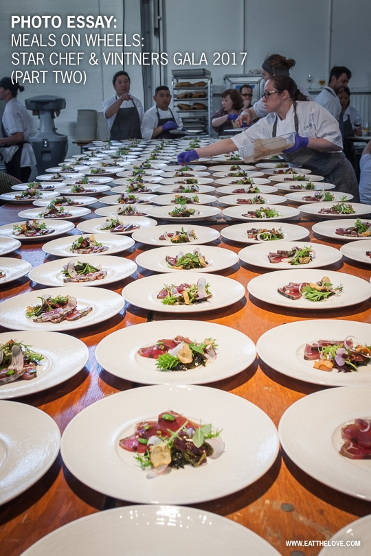 Photo Essay: Meals on Wheels Star Chefs and Vintners Gala 2017 (part 2)