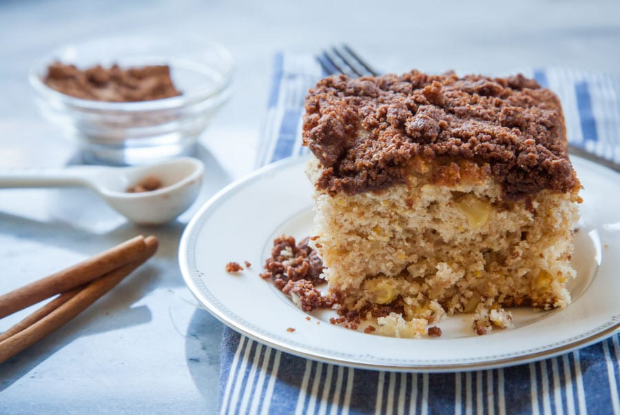 Mexican Chocolate Corn Coffee Cake By Irvin Lin Of Eat The Love