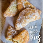 Fried Apple Pies. Photo and recipe by Irvin Lin of Eat the Love.