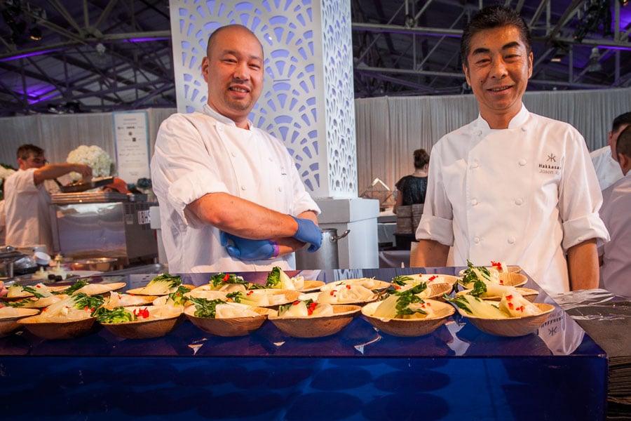 Meals on Wheels Star Chefs and Vintners Gala 2018. Photo by Irvin Lin and Alec Joseph Bates